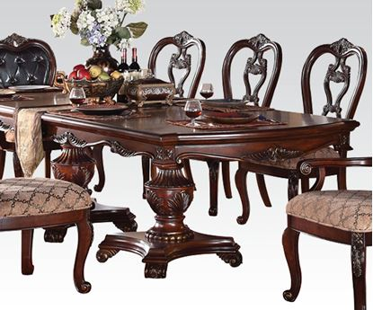 Picture of Dorothea Dining Table in Cherry