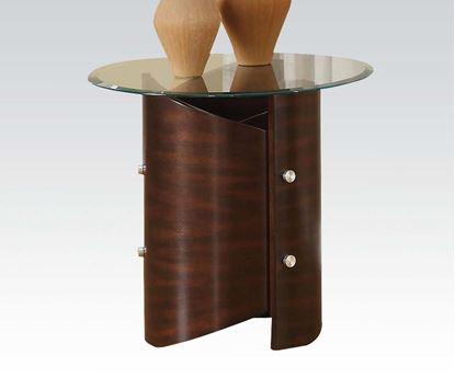 Picture of Dajon End Table in Espresso Finish