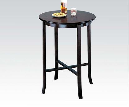 Picture of Contemporary Espresso Pub Table