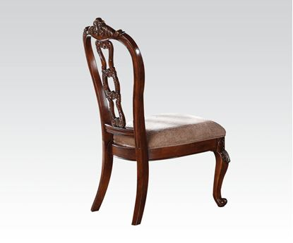 Picture of Nathaneal Tobacco 2 Pcs. Side Chair    (Set of 2)